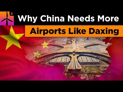 Why China Needs More Airports Like Beijing Daxing