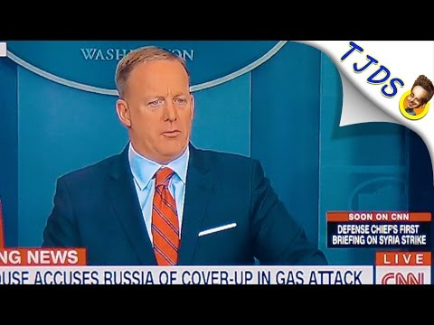 Thumbnail: Sean Spicer Claims H*tler Didn't Gas J-E-W-S