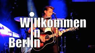 Bastian Semm live @ Willkommen in Berlin  - Benefizkonzert