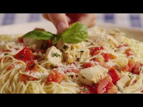 How to Make Basil Chicken Pasta | Pasta Recipes | Allrecipes.com