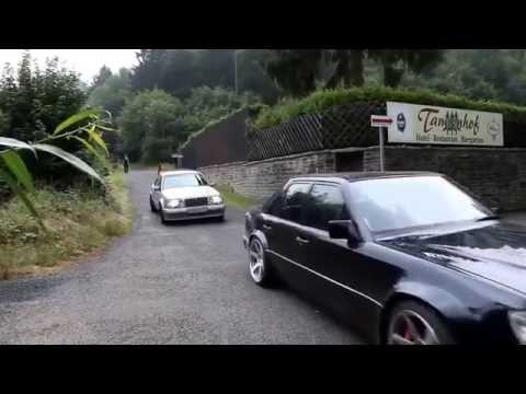 Mercedes-Benz E500 W124 Wolf