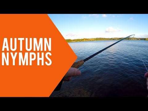 Autumn Nymphs - Chew Valley Lake