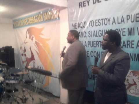 C.R.F.( Centro de Restauración Familiar) Rey De Gloria.