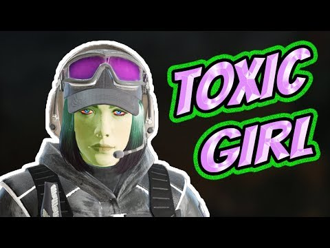 TOXIC GRILL IN SIEGE!? - Rainbow Six Siege (Operation Blood Orchid)