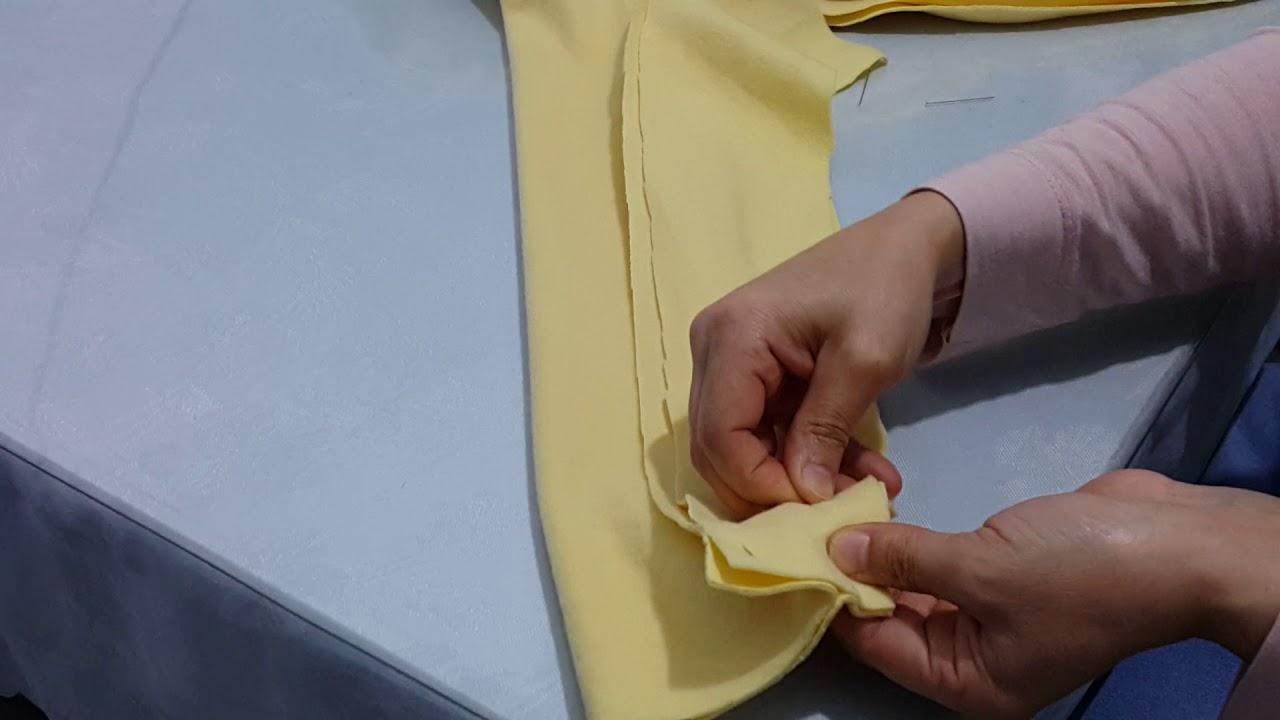 Dar gelen kıyafetleri  kolay ve pratik genişletme nasıl yapılır.