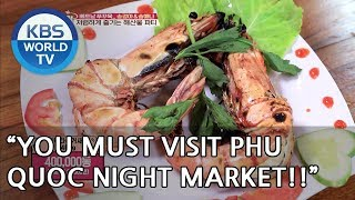If you're a seafood lover, you MUST visit Phu Quoc Night Market! [Battle Trip/2018.07.22]
