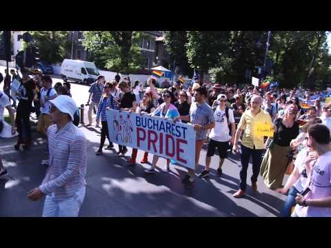 Marșul Diversității - Bucharest Pride