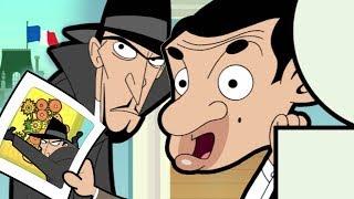 Download Mr Bean Cartoon - Art Thief | Funny Episodes | Mr Bean Cartoon World
