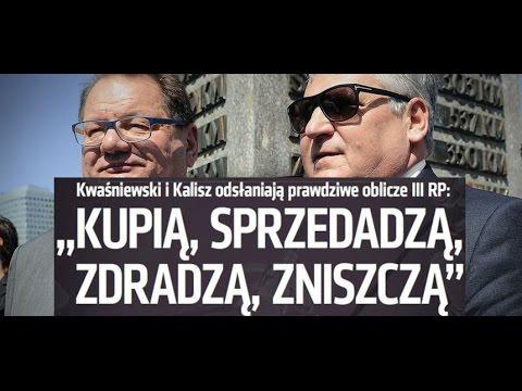 Taśma Kwaśniewski Kalisz. Upubliczniona przez Tygodnik DoRzeczy nagranie Taśma Kalisz Kwaśniewski