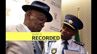Minister of Police  Bheki Cele on the 2019 Annual Crime Statistics