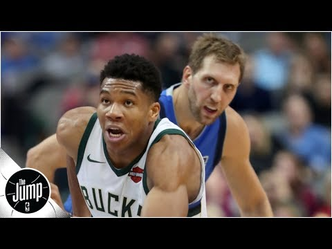 Giannis is 'right there with Dirk Nowitzki' among hardest workers I've seen - Jason Kidd  | The Jump