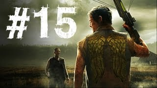 The Walking Dead Survival Instinct Gameplay Walkthrough Part 15 - Firesign Stadium (Video Game)