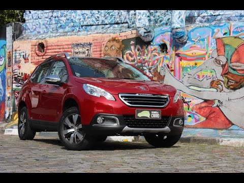 teste peugeot 2008 thp flex falando de carro youtube. Black Bedroom Furniture Sets. Home Design Ideas