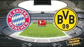 LIVE: FC Bayern München vs Borussia Dortmund