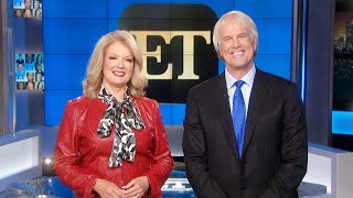 Watch Mary Hart and John Tesh's Emotional Entertainment Tonight Reunion! (Exclusive)