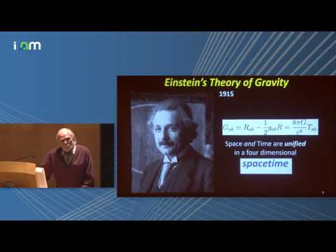 "Barry Barish: ""From Einstein To Gravitational Waves"""