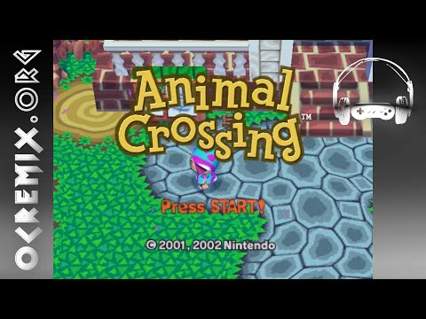OC ReMix #1684: Animal Crossing 'Traveling' [08:00am, Title] by Kaijin