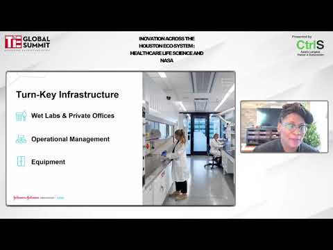 Innovation Across The Houston Ecosystem Healthcare, Life Sciences And NASA -TGS 2020 - Day 1,Audi 6
