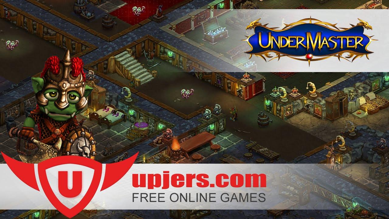 Undermaster Spiel