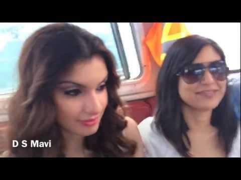 Babbu Maan Behind The Scene Song Khat 2014 (HD 720 )