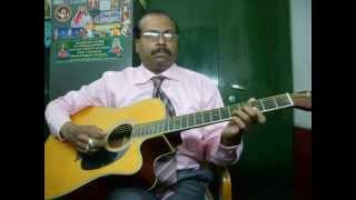 Brown Girl in the Ring guitar instrumental by Rajkumar Joseph.M