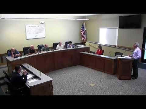 2018.05.16 CCWD Board Meeting