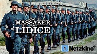Das Massaker von Lidice (Kriegsfilm, ganze Kriegsfilme auf Deutsch anschauen in voller Länge) *HD*