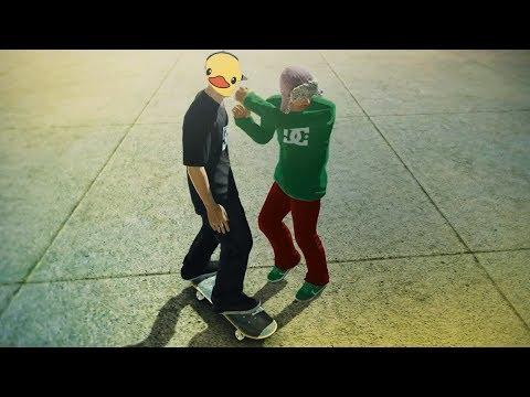 Skate 3: 1v1 X7 Albert