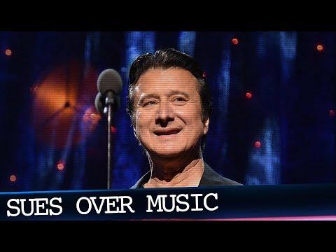 Former Journey Lead Singer Steve Perry Sues To Block Unreleased Music