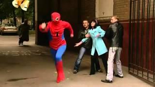 6 кадров   Человек паук
