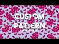 How to Create a Custom Pattern in Photoshop