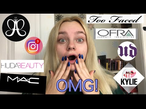 DMING 100 BRANDS TO BE ON THEIR PR LIST OMG!