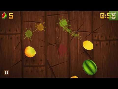 Fruit Ninja - Slash And Splatter Fruit Like A True Ninja Warrior - Download Video Previews