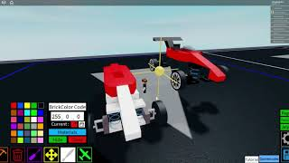 How to make a F1 Car (Roblox Plane Crazy)