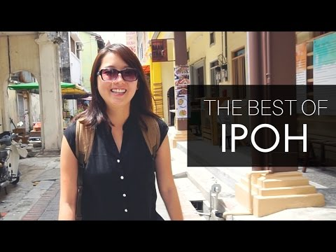 Ipoh Best Places to Visit (Part 1) │ Travel Malaysia Guide