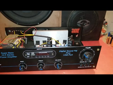 """200w-stereo-amplifier-heavy-bass-whatsapp-:-7988618831-suitable-for-10""""-or-12""""-subwoofer"""