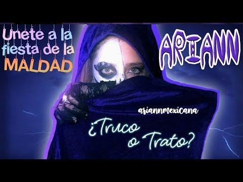 🤘¿Truco o Trato?🤘| Trick or Treat | Canción de Halloween | Halloween Song | ARIANN