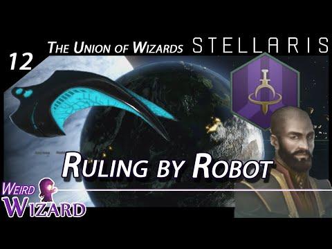 Stellaris Gameplay - Ruling by Robots - 12