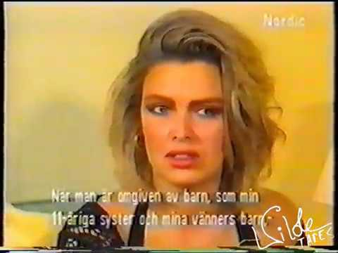 Kim Wilde Special @ Nordic Channel [26/09/1990]