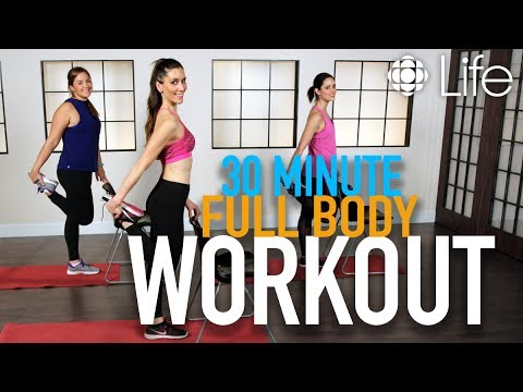 30 Minute Full Body Workout | Fit Class | CBC Life