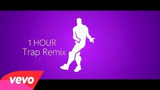 Fortnite - Smooth Moves Trap Remix (1 HOUR)