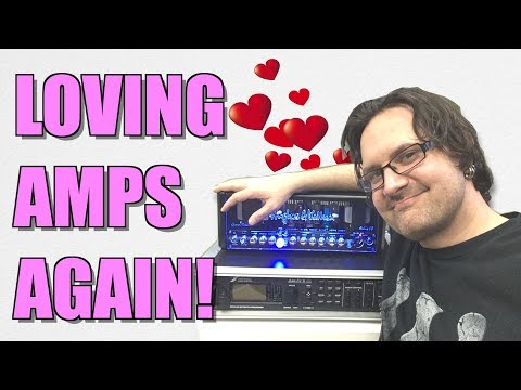 Falling In Love With Tube Amps Again!
