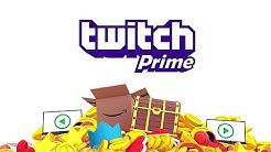 Twitch Prime: Kostenloses Twitch Abo, Ingame-Loot und mich unterstützen - Alle Infos