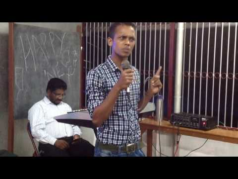 Life Testimony of an youth from Orissa (Part -1)