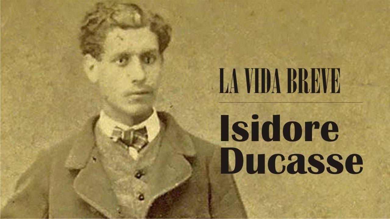 Isidore Ducasse Conde de Lautréamont   La vida breve  1  - YouTube cbc6090034db