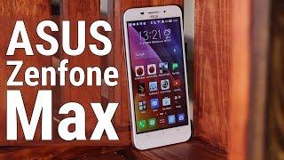 Asus Zenfone Max - обзор одного из самых автономных смартфонов на планете от FERUMM.COM