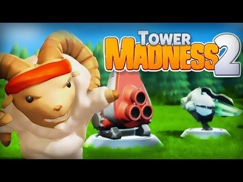 Tower Madness 2: #1 in Great Strategy TD Games Level 34 Walkthrough
