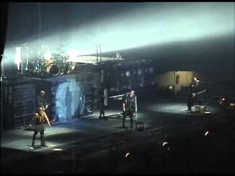 Rammstein - Ostrava Czech Republic - 22/02/2005