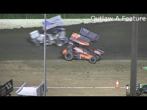 Port City Outlaw Heats and Feature 7-21-2018