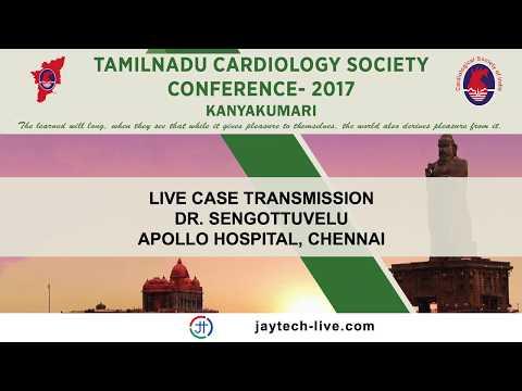 TANCSI 2017   Dr  Sengottuvelu, Apollo Hospital, Chennai